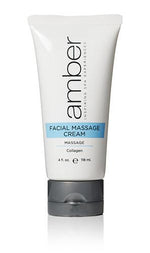 Facial Massage Cream with Collagen - 4 oz. tube