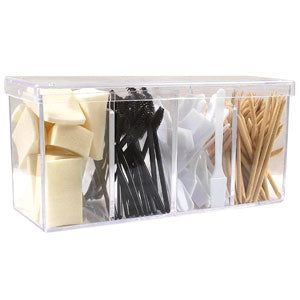 4 Compartment Supply Organizer
