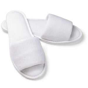 Boca Terry - Terry Open Toe Slipper Ladies