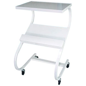 One Shelf Equipment Cart