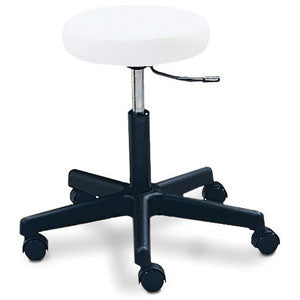 Round Air Lift Stool w/o Back