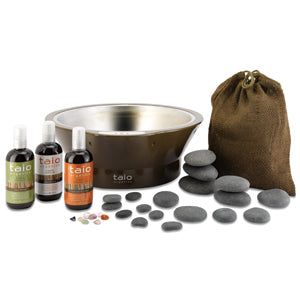 Taio Organic Stone Massage Treatment Kit