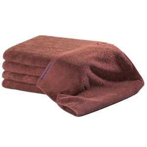 BluSand Brown Bleachsafe Hand Towel/ 12 pack