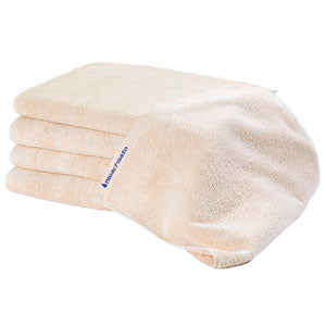 BluSand Tan Bleachsafe Hand Towel/ 12 pack