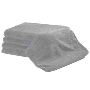 BluSand Grey Hand Towel
