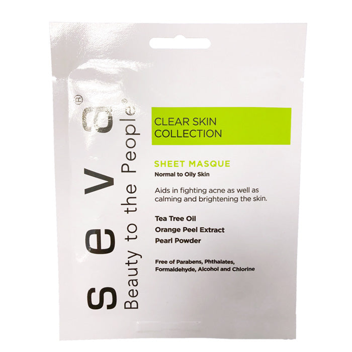 Clear Skin Collection Sheet Masque
