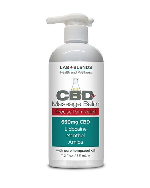 Biotone CBD Massage Balm - 660mg