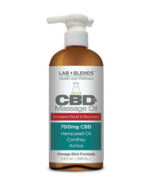 Biotone CBD Massage Oil - 700mg