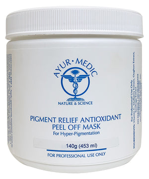 Ayurmedic Pigment Relief Peel Off Mask 16oz