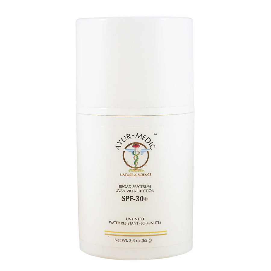 Ayurmedic SPF 30 Sunscreen Untinted 2.5oz