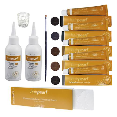 Hairpearl Tint PROFESSIONAL Kit
