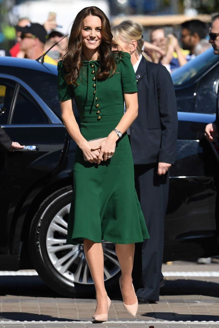 Kate Middleton Day 4