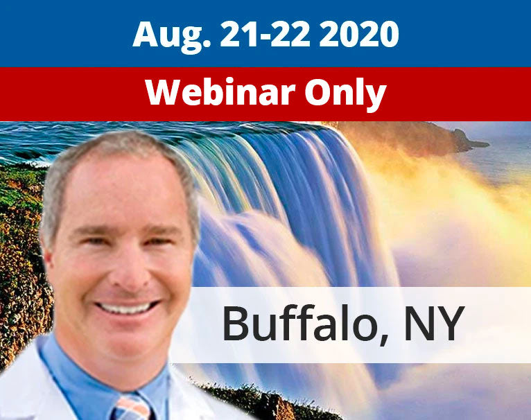 2-Day Introduction Mini Implant Certification Webinar Course (Aug. 21-22, 2020)