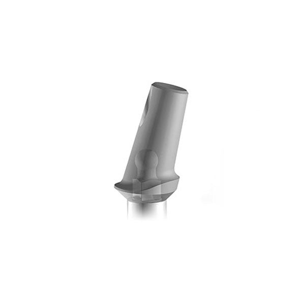Abutment | Cement Over Fixed Bridges | Angulated 15° | MDL Implant