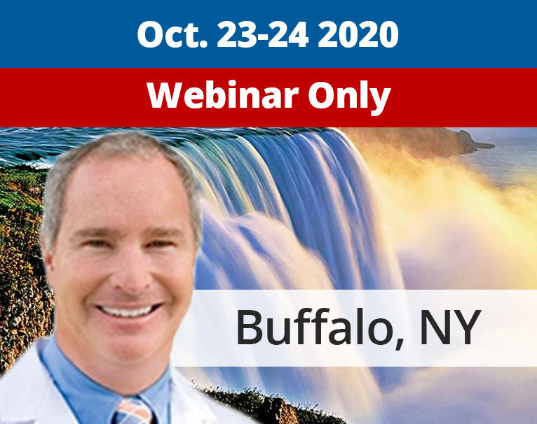 2-Day Intro Mini Implant Certification Webinar Course (Oct. 23-24, 2020)