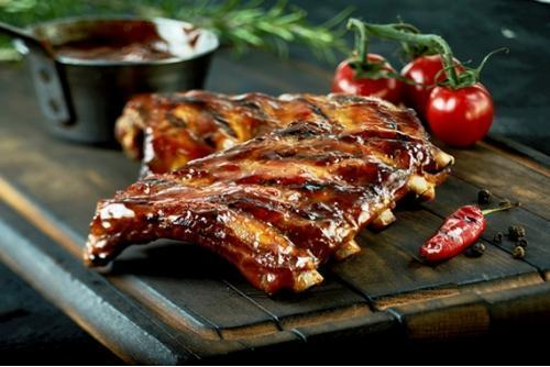 Yorkshire Lean Meat Baby Back Ribs 1 x 0.7kg Baby Back Ribs