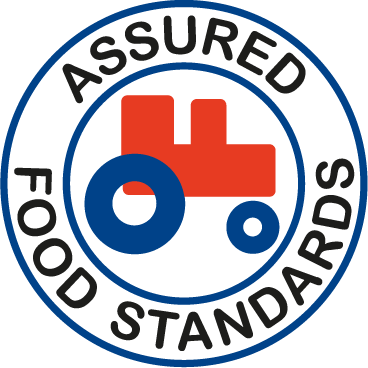 Our Meat Is Assured Food Standard Recognised