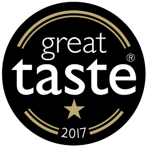 Our Pork Sausages Won The Great Taste Awards in 2017