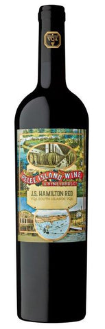 J.S. Hamilton Red 2017 - Exclusive Online Offer!