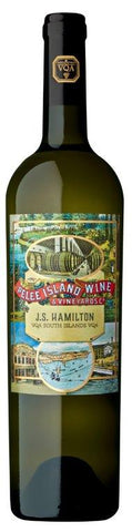 J.S. Hamilton white 2017 (Pinot Gris Vendage Tardive) ON SALE $1.00 Off