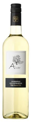 Alvar Chardonnay Gewurztraminer 2011--- REDUCED PRICE!!-- 25% off