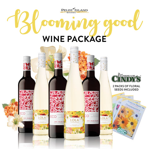 A Blooming Good Wine Package - $68.99