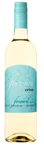 Forward Crisp - Pinot Grigio Riesling 2017 - SAVE $2.00