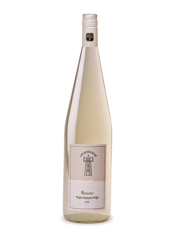 LIGHTHOUSE RIESLING 2013 - VIA Discontinued label