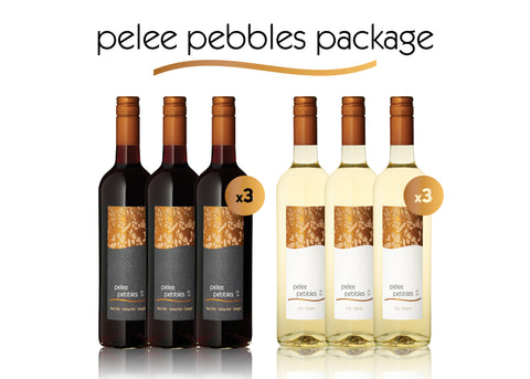 Pelee Pebbles Package - $54.99 (FREE SHIPPING)