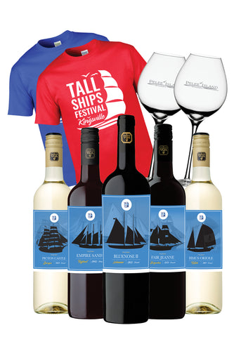 Tall Ships Package - $94.99