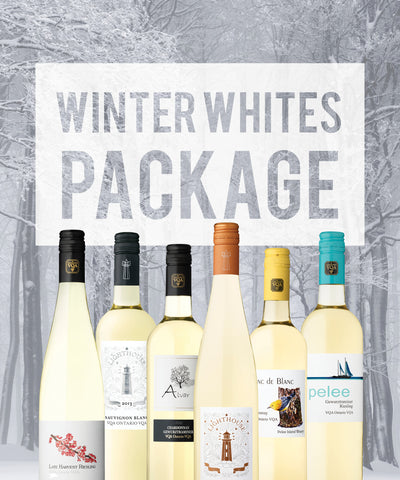 Winter Whites Package - Vintage White Wines (Free shipping)
