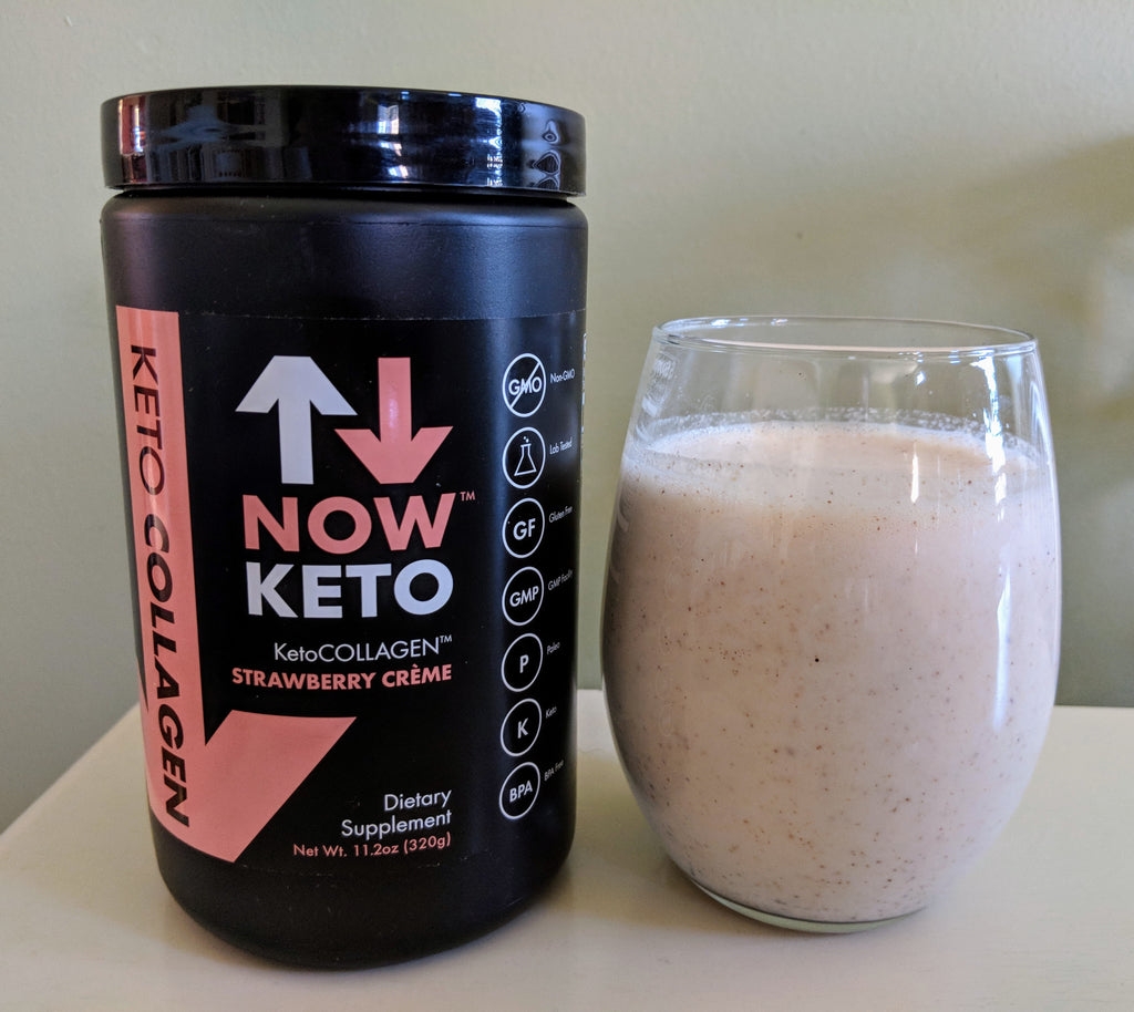 NowKeto Post Workout Shake