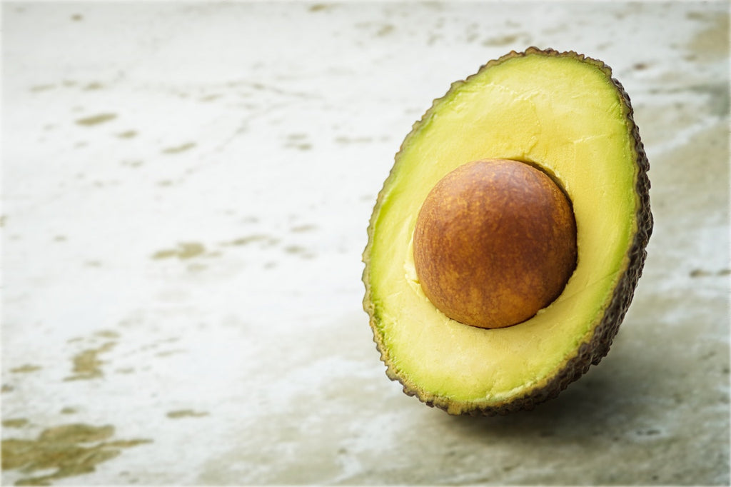 avocado on the pureed diet