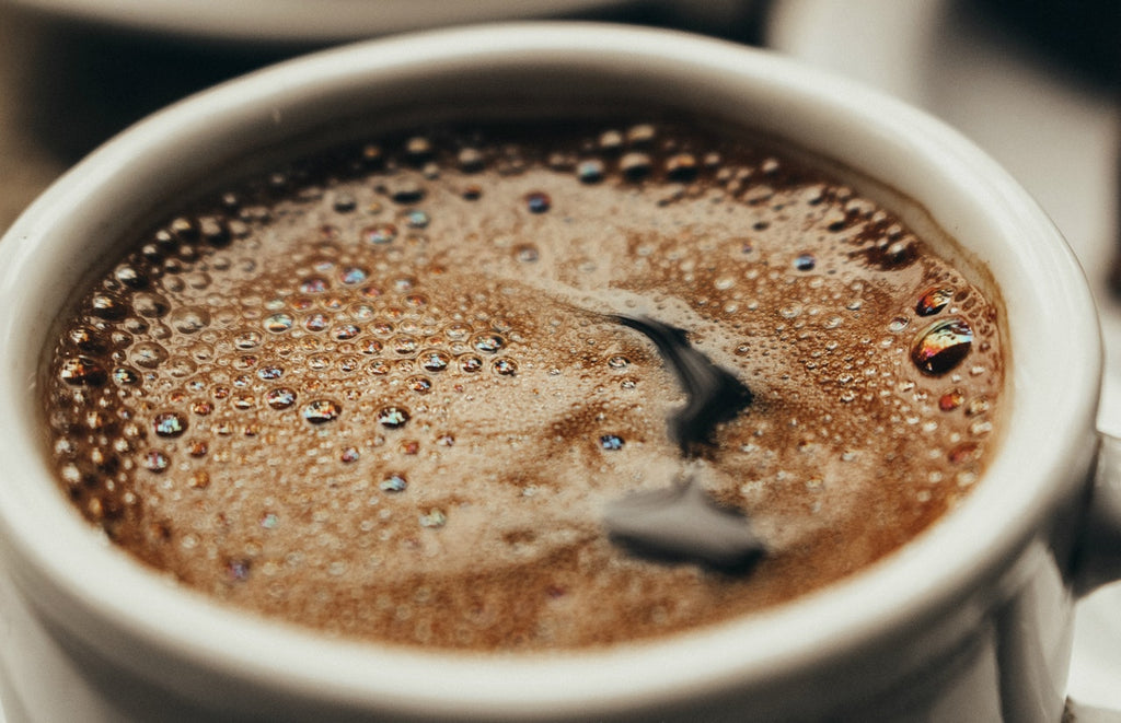 Butter Coffee Recipe With MCT Oil Powder