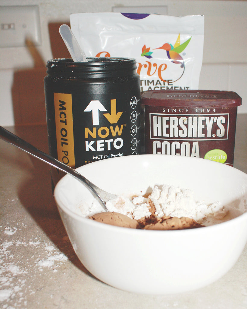 now keto salted caramel mct keto mug brownie recipe for the keto diet and ketosis photo 2