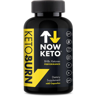 NowKeto-Keto burn bhb ketones blend for the keto diet and weight loss exogenous ketones hypoglycemia ketones what is keto diet what are ketones for the keto diet and bulletproof