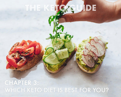 The Complete Keto Guide eBook | A Step by Step Guide for Beginners