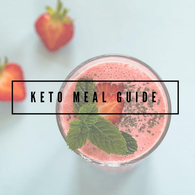 7 Day Keto Meal Guide