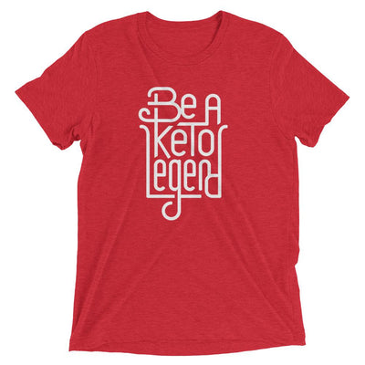 Be a Keto Legend Women's Short Sleeve T-Shirt