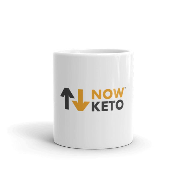 NowKeto Coffee Mug