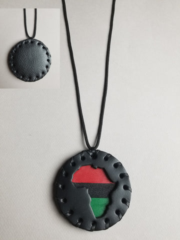 Classic Pan African Medallion- Small