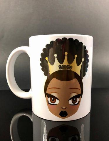 Black Princess Mug