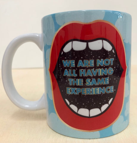 Open Mouth Mug