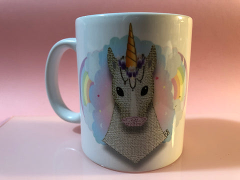 Unicorn / You're Magic Mug