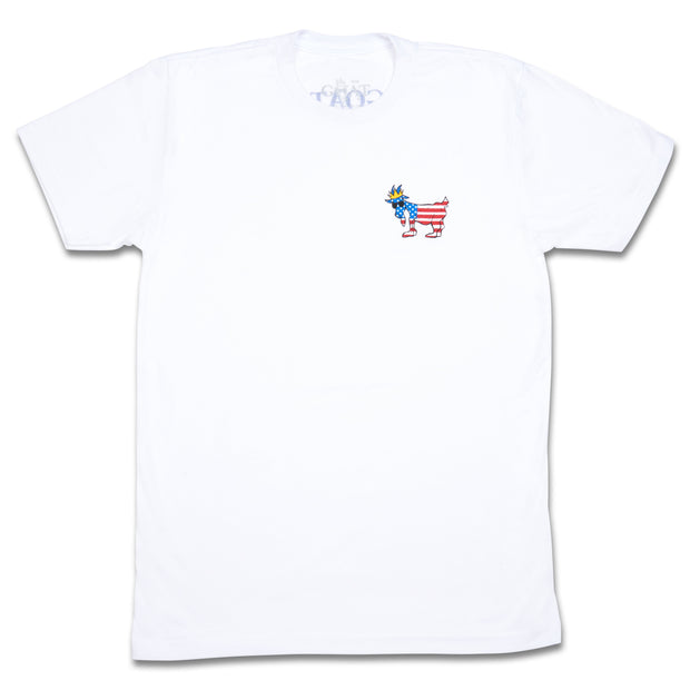 Freedom T-shirt::White