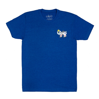 Astro GOAT T-Shirt:: Royal