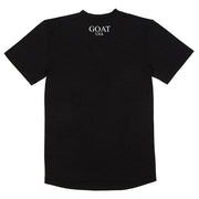 OG GOAT USA FIT::Black