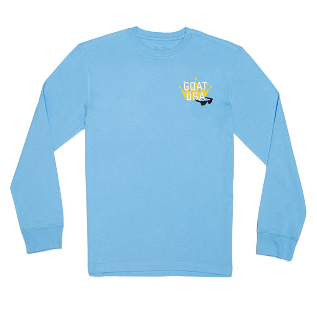 SunGeezy LST::Carolina Blue
