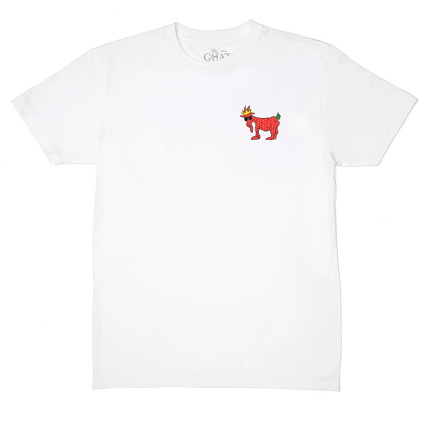Strawberry Fields T-Shirt::White