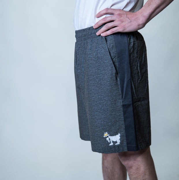 Men's Athletic Shorts::Dark Gray